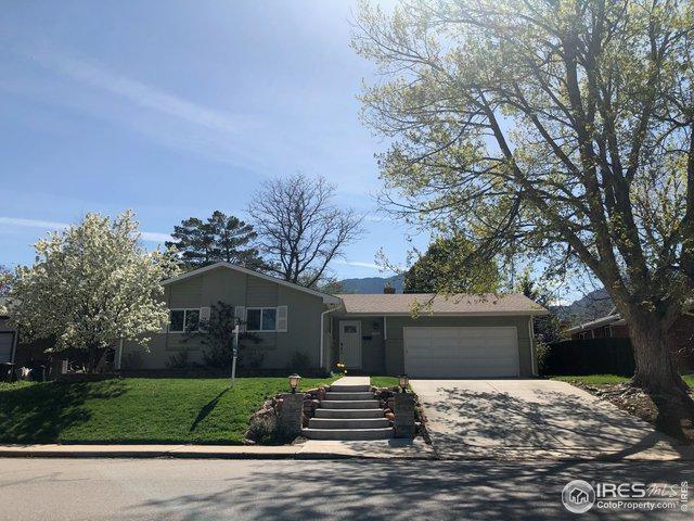 755 Toedtli Dr, Boulder, CO 80305 (MLS #876124) :: Keller Williams Realty