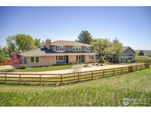 11241 Lookout Rd, Longmont, CO 80504 (MLS #876450) :: Keller Williams Realty