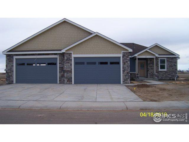 111 11th Ave, Wiggins, CO 80654 (MLS #876742) :: Kittle Real Estate