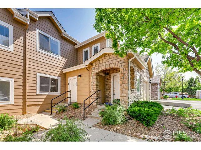 2883 W 119th Ave #203, Westminster, CO 80234 (MLS #877078) :: Tracy's Team