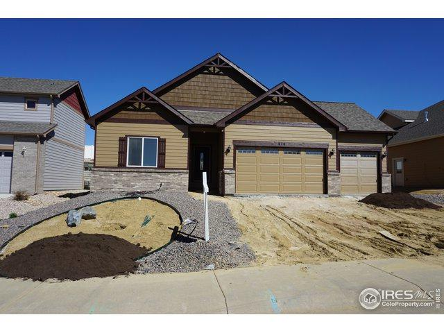 616 61st Ave, Greeley, CO 80634 (MLS #877461) :: Sarah Tyler Homes