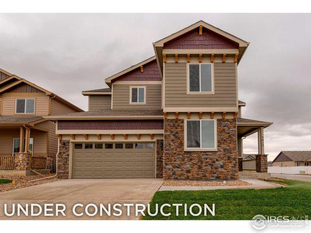 1284 Wild Basin, Severance, CO 80550 (MLS #877924) :: The Lamperes Team