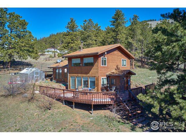 458 Nightshade Dr, Boulder, CO 80302 (MLS #878507) :: The Bernardi Group at Coldwell Banker