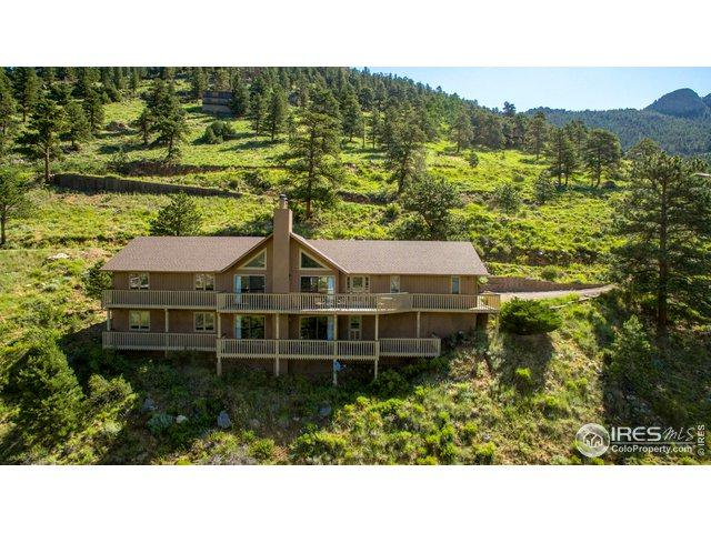 2085 Windcliff Dr, Estes Park, CO 80517 (#878574) :: The Dixon Group
