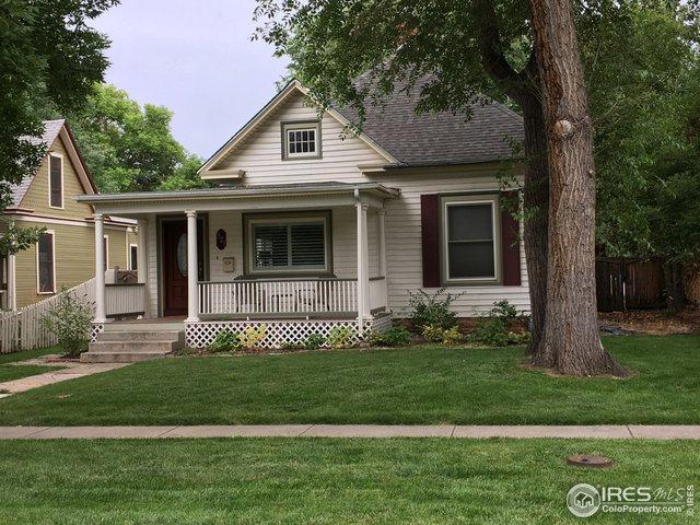 321 E Olive St, Fort Collins, CO 80524 (MLS #878667) :: J2 Real Estate Group at Remax Alliance