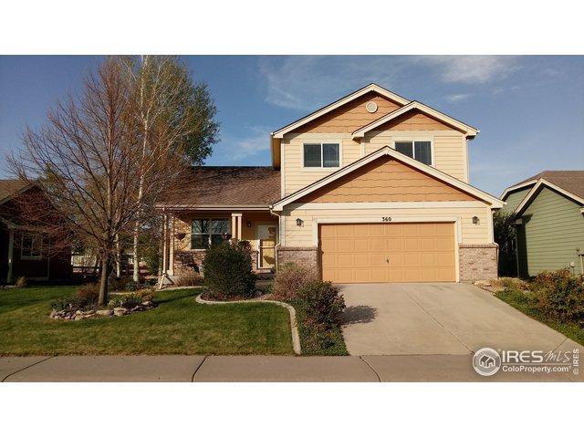 360 Ramsay Pl, Loveland, CO 80537 (MLS #878847) :: Sarah Tyler Homes