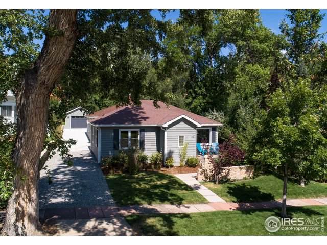 711 Pine St, Boulder, CO 80302 (MLS #879014) :: 8z Real Estate