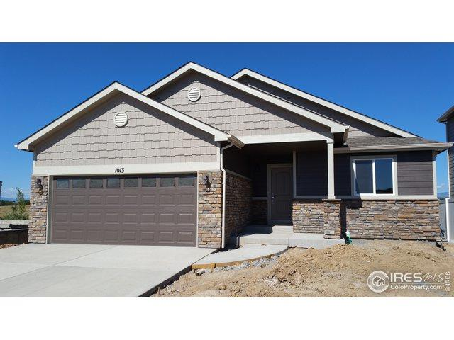 345 Canyonlands St, Berthoud, CO 80513 (MLS #879224) :: Kittle Real Estate