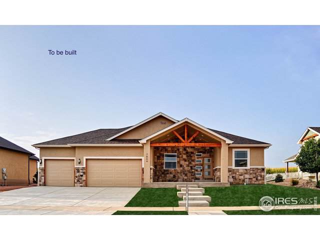 2549 Branding Iron Dr, Severance, CO 80524 (MLS #880969) :: HomeSmart Realty Group