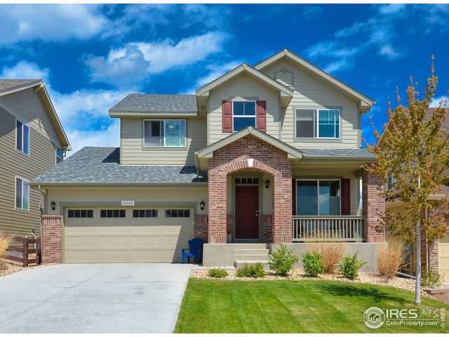 2246 Stonefish Dr, Windsor, CO 80550 (MLS #882032) :: 8z Real Estate