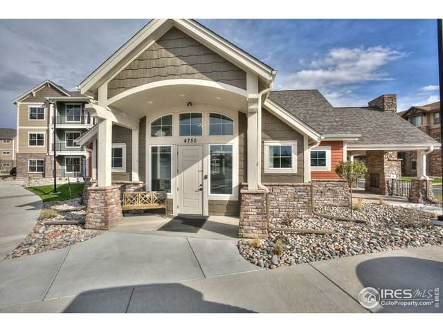 4780 Hahns Peak Dr #101, Loveland, CO 80538 (MLS #882255) :: June's Team