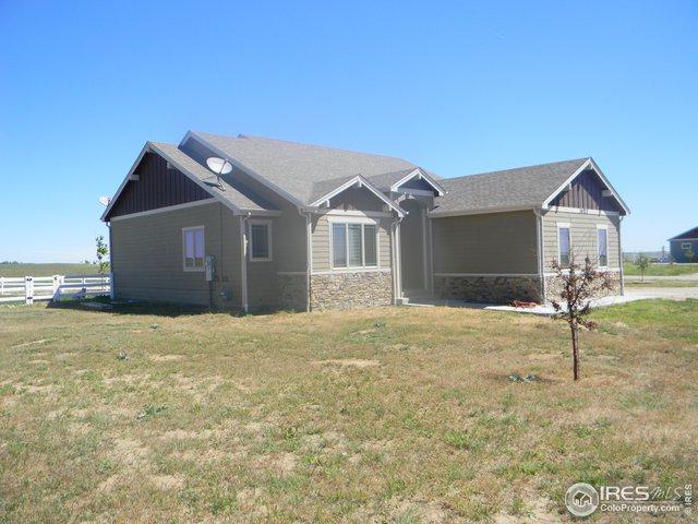 16523 Fairbanks Rd, Platteville, CO 80651 (MLS #882409) :: June's Team
