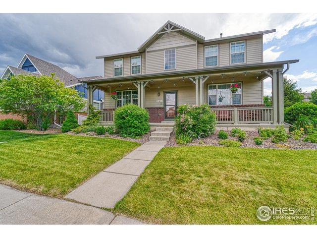 305 Homestead Pkwy, Longmont, CO 80504 (MLS #882899) :: 8z Real Estate