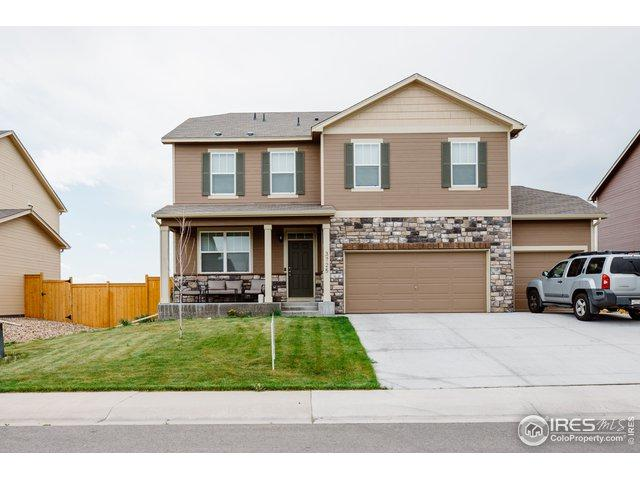 3725 Torch Lily St, Wellington, CO 80549 (MLS #883257) :: Tracy's Team