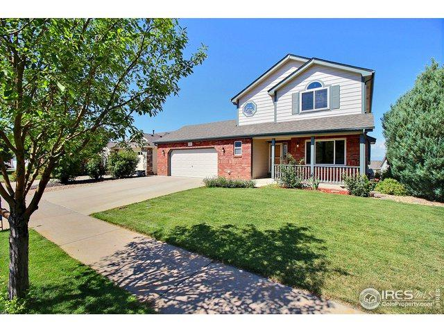 1501 61st Ave, Greeley, CO 80634 (#884325) :: My Home Team