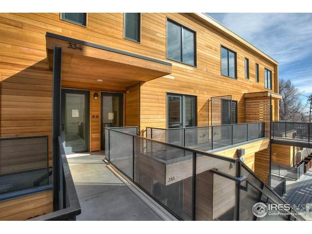 401 Linden St #335, Fort Collins, CO 80524 (MLS #884933) :: Downtown Real Estate Partners