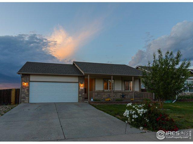 8409 18th St Dr, Greeley, CO 80634 (#885834) :: The Dixon Group