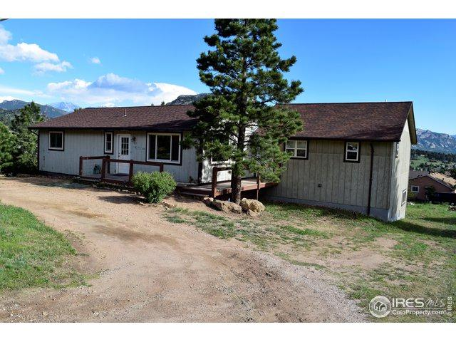 909 Whispering Pines Dr, Estes Park, CO 80517 (#885976) :: The Dixon Group