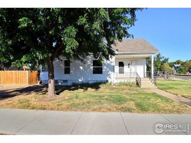 403 9th Ave, Greeley, CO 80631 (MLS #889114) :: Downtown Real Estate Partners