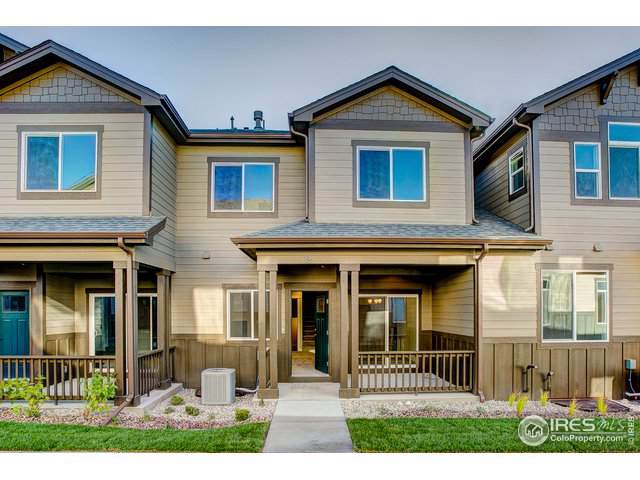 4135 Crittenton Ln #2, Wellington, CO 80549 (MLS #889302) :: 8z Real Estate