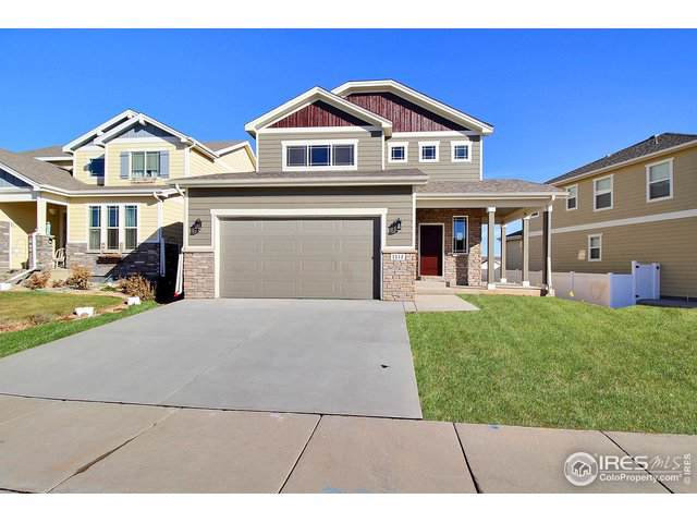 3308 San Carlo Ave, Evans, CO 80620 (MLS #890071) :: Hub Real Estate