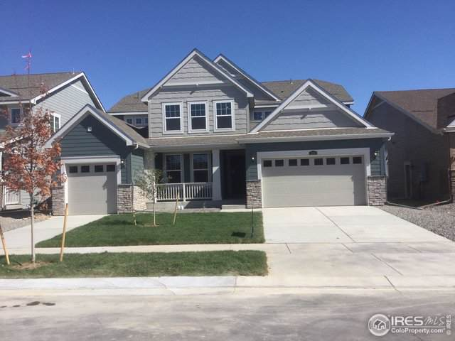 2390 Tyrrhenian Cir, Longmont, CO 80504 (MLS #891214) :: 8z Real Estate