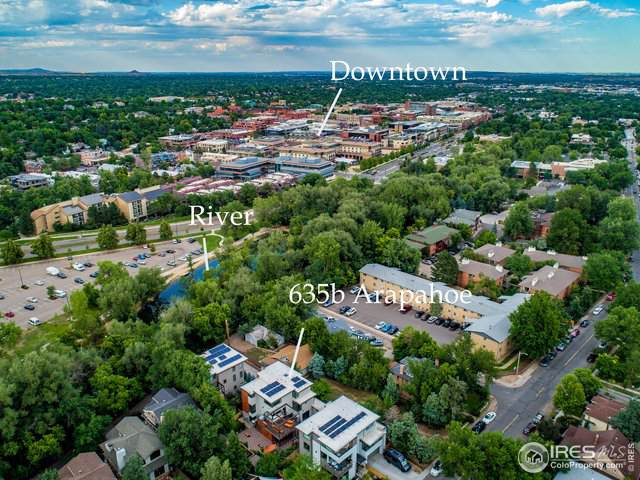 635 Arapahoe Ave B, Boulder, CO 80302 (MLS #892135) :: Colorado Real Estate : The Space Agency
