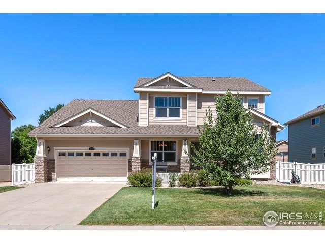 6834 Silverleaf Ave, Firestone, CO 80504 (MLS #892216) :: 8z Real Estate