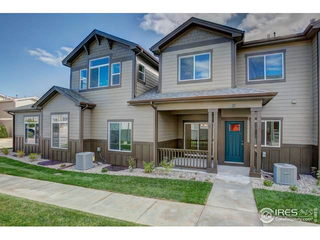 4135 Crittenton Ln #6, Wellington, CO 80549 (MLS #893025) :: 8z Real Estate