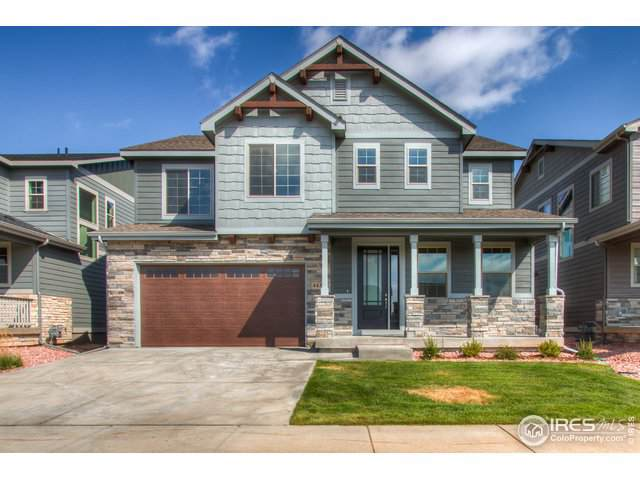 4432 Fox Grove Dr, Fort Collins, CO 80524 (#893030) :: The Margolis Team