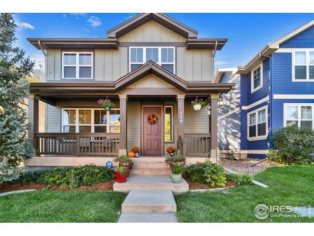 309 River View Ct, Longmont, CO 80501 (MLS #894053) :: Colorado Home Finder Realty