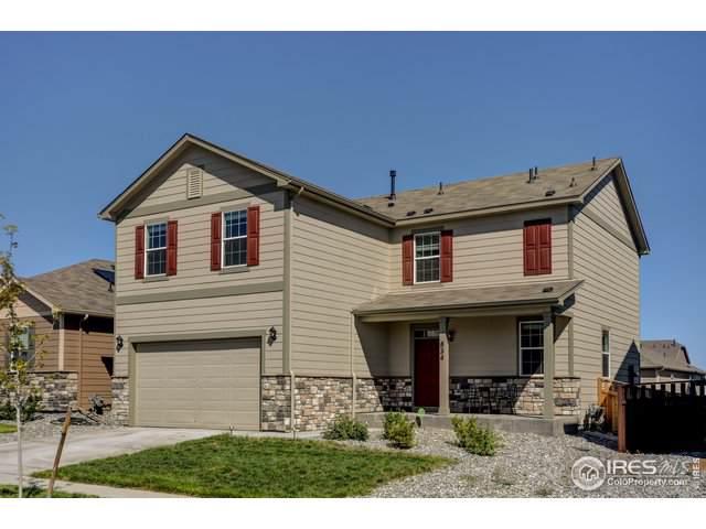 834 Emerald St, Lochbuie, CO 80603 (MLS #894223) :: 8z Real Estate