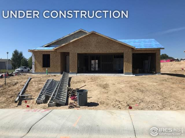3317 Sheltered Harbor Dr, Evans, CO 80620 (MLS #894623) :: Tracy's Team