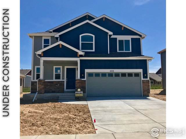 5562 Bristow Rd, Timnath, CO 80547 (MLS #894967) :: Colorado Home Finder Realty