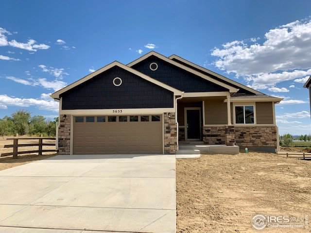 1737 Avery Plaza St, Severance, CO 80550 (MLS #894970) :: Bliss Realty Group