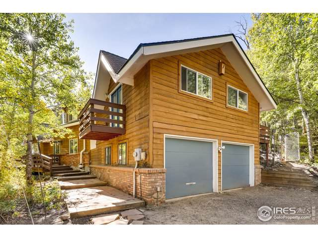 11917 Coal Creek Heights Dr, Golden, CO 80403 (MLS #895356) :: 8z Real Estate