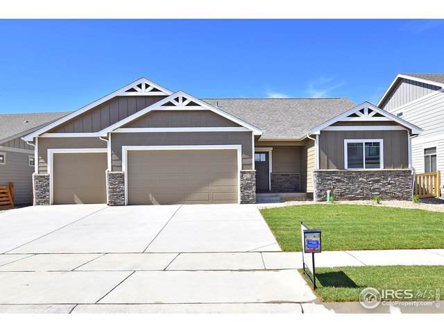 5423 Long Dr, Timnath, CO 80547 (MLS #896743) :: June's Team