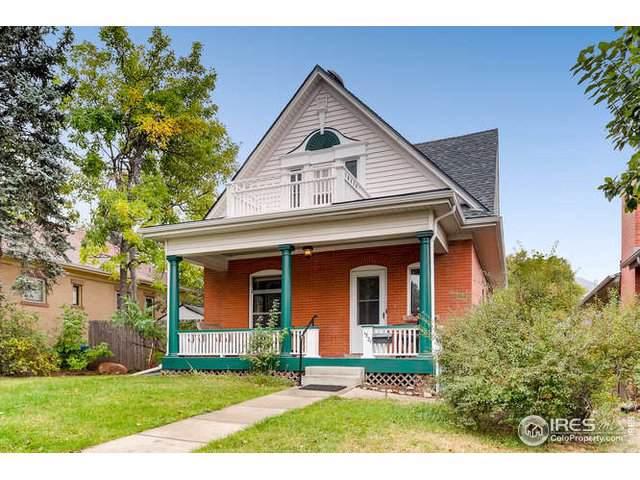 1521 9th St, Boulder, CO 80302 (#897241) :: HomePopper