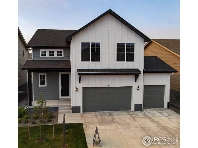 5743 Jedidiah Dr, Timnath, CO 80547 (MLS #898069) :: 8z Real Estate