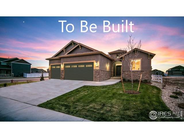 861 Shirttail Peak Dr, Windsor, CO 80550 (MLS #898591) :: Wheelhouse Realty