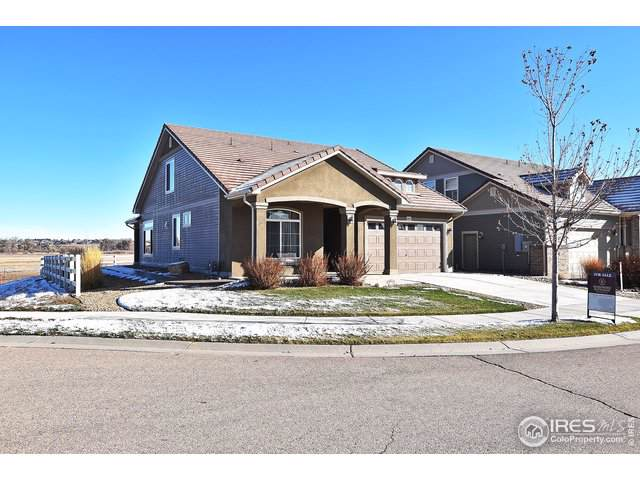 4807 Wildwood Way, Johnstown, CO 80534 (MLS #898856) :: Colorado Home Finder Realty