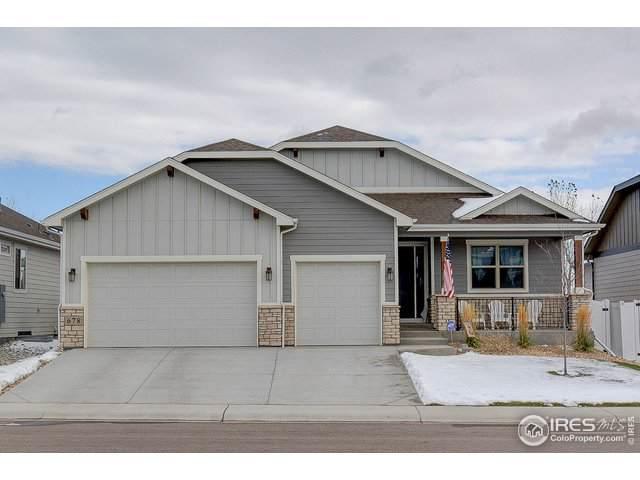 678 Vermilion Peak Dr, Windsor, CO 80550 (MLS #898889) :: 8z Real Estate