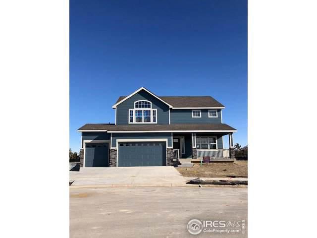 2216 Cadman St, Berthoud, CO 80513 (MLS #899668) :: Kittle Real Estate