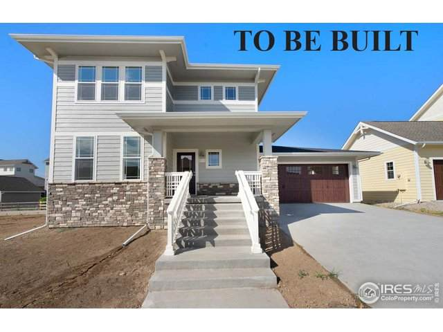 2163 Yearling Dr, Fort Collins, CO 80525 (MLS #899787) :: The Sam Biller Home Team