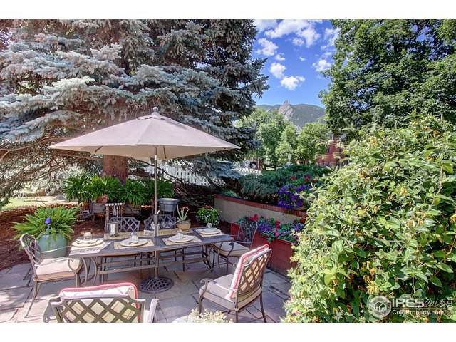 850 9th St, Boulder, CO 80302 (#899872) :: James Crocker Team