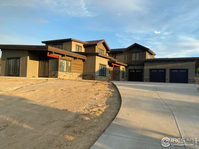 8680 Monte Vista Ave, Niwot, CO 80503 (MLS #900162) :: Wheelhouse Realty