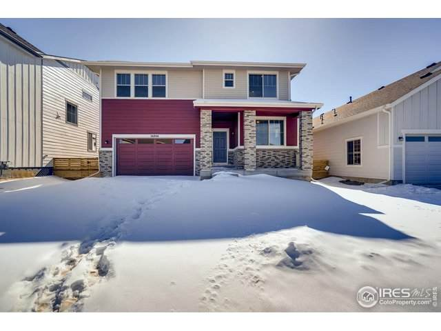 26846 E Bayaud Ave, Aurora, CO 80018 (#900648) :: The Peak Properties Group