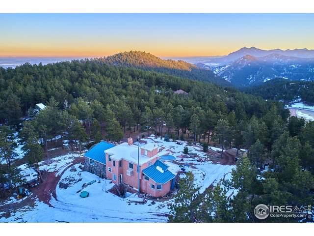 2796 Lee Hill Dr, Boulder, CO 80302 (#900968) :: The Peak Properties Group