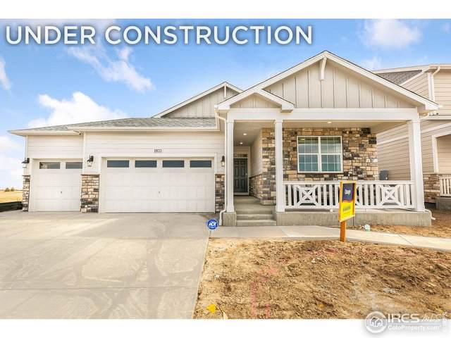 6908 Clarke Dr, Frederick, CO 80530 (#901020) :: The Dixon Group