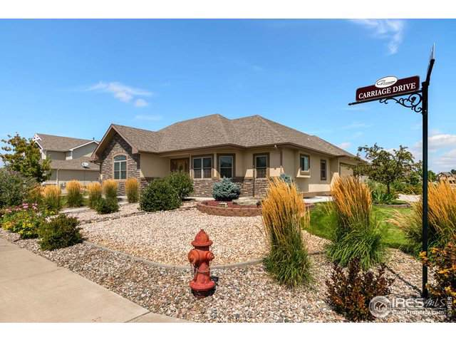 1613 Carriage Dr, Eaton, CO 80615 (#901188) :: The Griffith Home Team
